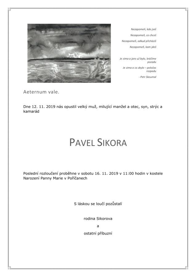 Parte Pavel Sikora